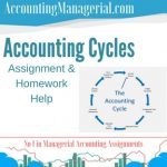 Accounting Cycles