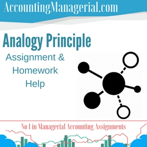 Analogy Principle Assignment & Homework Help