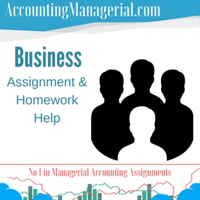 Business Assignment & Homework Help