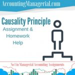 Causality Principle