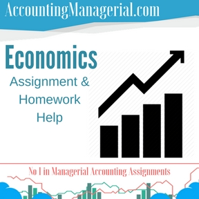 Economics Assignment & Homework Help
